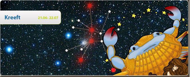 Kreeft - Gratis horoscoop van 12 april 2021 paragnosten