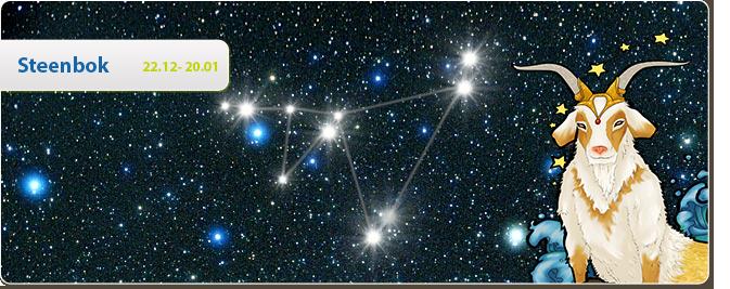 Steenbok - Gratis horoscoop van 25 mei 2020 paragnosten